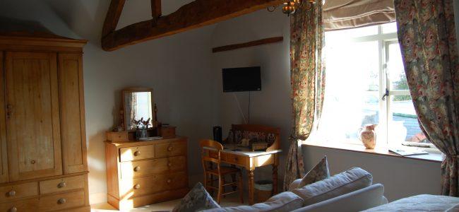 Updated room facilities